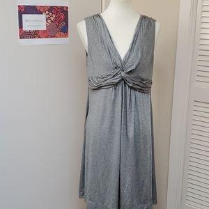 New Soma Dress gray stretch